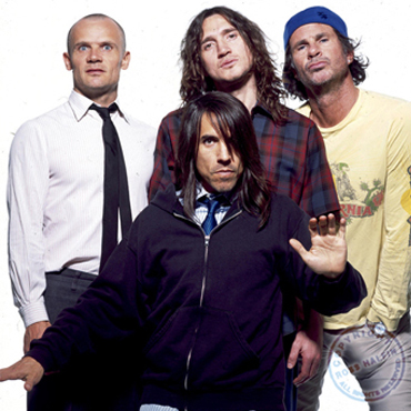Red Hot Chili Peppers<br/>(June 28, 1999)